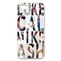 5 Seconds Of Summer 5sos Hard back cover case fit for Apple Iphone 5 5s