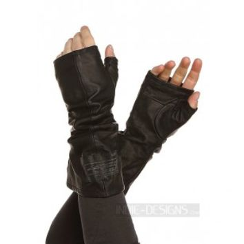 Indie Designs Julius Inspired Leather Forearm Gloves