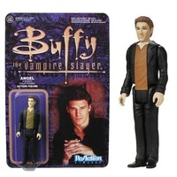 Buffy the Vampire Slayer Angel ReAction 3 3/4-Inch Figure