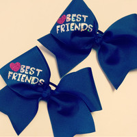 Matching BESTFRIEND Bows