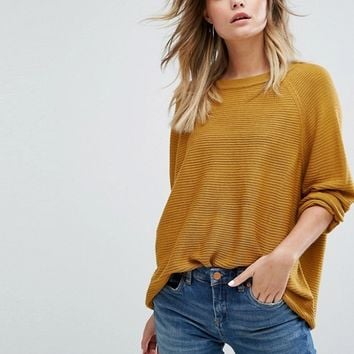 JDY Ribbed Jumper at asos.com