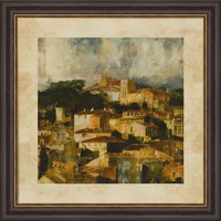 "New Century Picture Tuscan Study I by Douglas, John Wall Art - 36"" x 36"" - PI 10308"