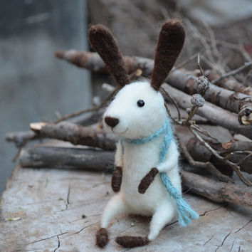 Little Bunny - by Felting Dreams - Ready to Ship