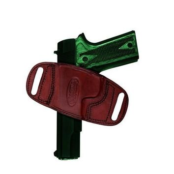Tagua Glock Quick Draw Belt Holster Brown Left Hand BH2-303