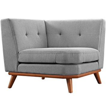 Engage Corner Sofa, Expectation Gray