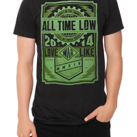 All Time Low Love Like War Slim-Fit T-Shirt