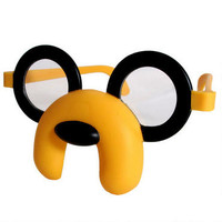Adventure Time Jake Eye Glasses |
