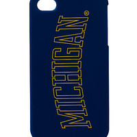 University of Michigan Soft iphone® Case - PINK - Victoria's Secret