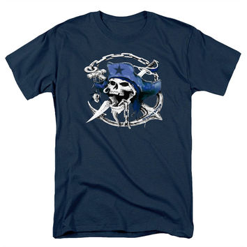Dallas Cowboys Shirt Dallas Cowboys Nation Pirate Skull Shirt Tony Romo Dez Bryant Jersey T Shirts