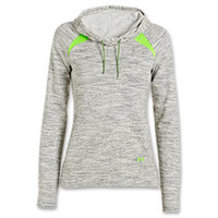 Women's Under Armour Charged Cotton Storm Marble Hoodie