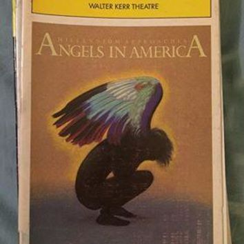 Angels In America Playbill