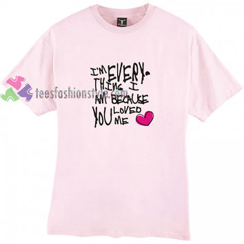 You Love Me t shirt gift tees unisex adult cool tee shirts buy cheap