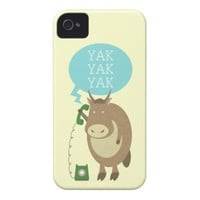 Yak on the Phone (Yak, Yak, Yak)