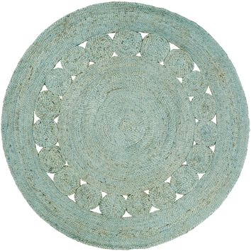 Surya Floor Coverings - SDZ1005 Sundaze 8' Round Area Rug