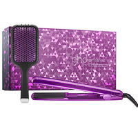 "ghd Jewel Collection 1"" Gold Professional Styler in Amethyst"