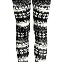 NEW! Tribal Leggings Aztec Print Yoga Leggings Fitness Workout Gym Beach Tribal Pants Women Bohemian Clothing Indie Unique Fashion
