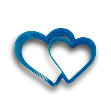 Valentine's Day Heart to Heart Cookie Cutter
