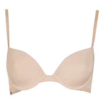 Simple T-Shirt Bra - Lingerie - Clothing