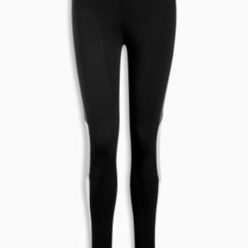 Buy Black Panel Leggings online today at Next: Deutschland