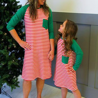 Mommy & Me Night Gowns