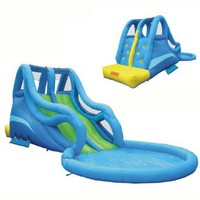 Kidwise Big Surf Double Water Slide