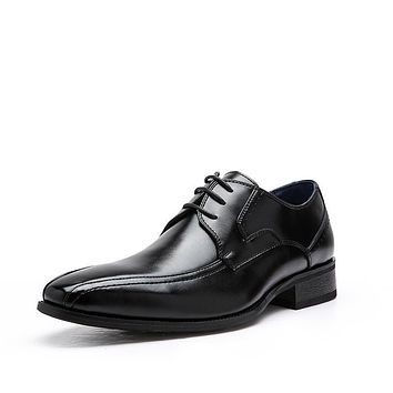 Simple Design Formal Brogue Oxford Shoes