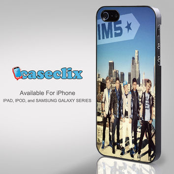 IM5 band zero gravity gabe dana dalton cole will for Smartphone Case