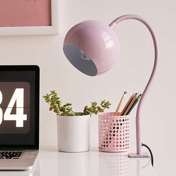 Gooseneck Task Lamp | Urban Outfitters