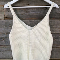 Desiree Knit Tank Top