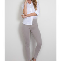 Chino Pants in Stone, Black or Fern