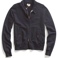 French Terry Barracuda Jacket