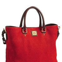 Women's Dooney & Bourke 'Chelsea' Nubuck Leather Tote