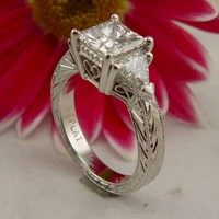 Custom Engagement Rings 2