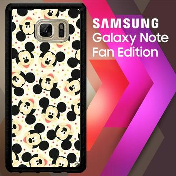 Obey Clothing O0726 Samsung Galaxy Note FE Fan Edition Case