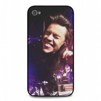 Harry Styles Smile for iphone 4 and 4s case