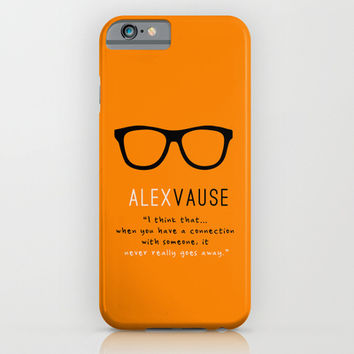 Alex Vause Connection #2 | OITNB iPhone & iPod Case by Sandi Panda