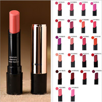 Brand beauty red lipsticks makeup waterproof 22 color lipstick cosmetic long lasting batom