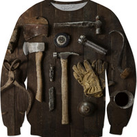 wood tools for workmen