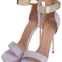 LOLLY Metal Heel Sandals - Shoes - New In This Week  - New In