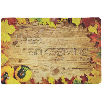 Happy Thanksgiving Table All Over Placemat (Set of 4)