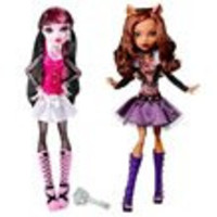 Monster High 17-Inch Doll Case