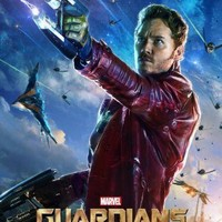 Guardians Of The Galaxy Movie Poster Standup 4inx6in