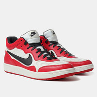 Nike Tiempo '94 Mid Qs Shoes - Ivory/black/gym Red at Urban Industry