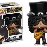 Funko Pop Rocks: Slash 51 10687