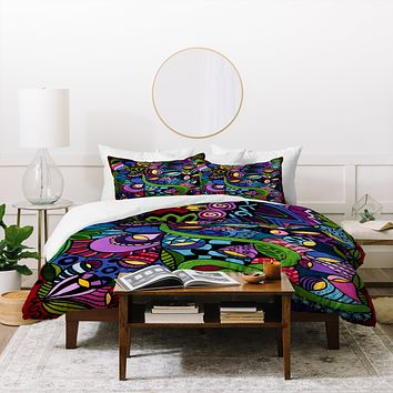 Lara Kulpa Grow Duvet Cover