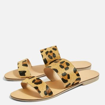 Hush Two Strap Sandals