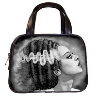 Bride of Frankenstein hand bag