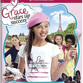 Olivia Rodrigo & Eloise Webb & Vince Marcello-An American Girl: Grace Stirs Up Success