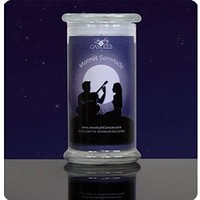 Jewelry in Candles Candle ~~ Moonlit Serenade