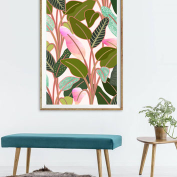 Color Paradise #society6 #decor #buyart by 83 Oranges™